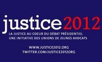 Débat dans les locaux du Conseil National des Barreaux avec les représentants justice des candidats MODEM, UMP et PS en partenariat avec l'USM.