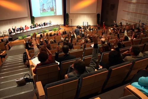 Congrès de l'USM en 2012 - photo USM