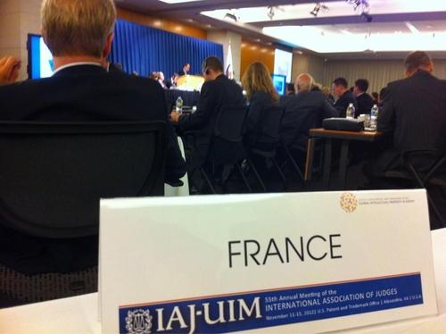 Congrès de l'UIM à Washington - photo USM